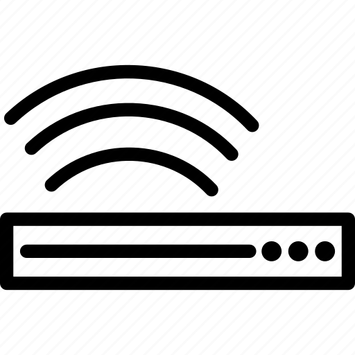 modem, router, wifi, wifi router, wifi signals, wireless router icon