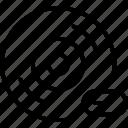 bar, cd, disc, loading, music, progress, record icon