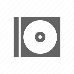 bluray, box, cd, disk, dvd icon