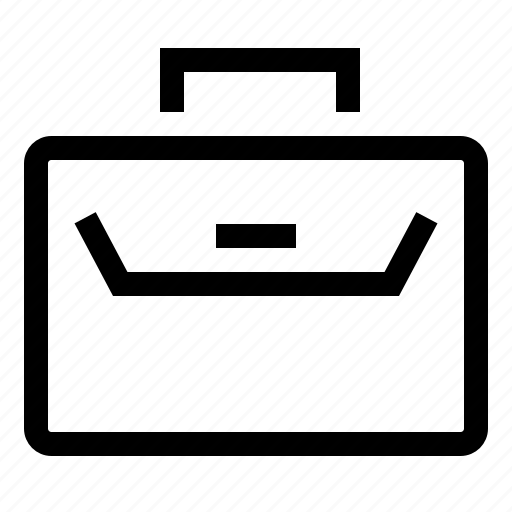 bag, briefcase, business, company icon