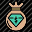 budget, cost, diamond, finance, money