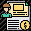 data, employee, file, information, resume