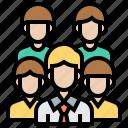 employee, hr, human, resources, teamwork