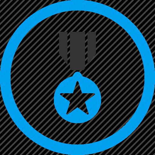 army medal, military, prize, reward, star, success, war award icon