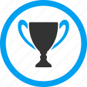 award, gold cup, reward, success, trophy, win, winner icon