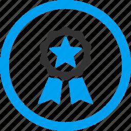 achievement, award, best, prize, reward, trophy, victory icon