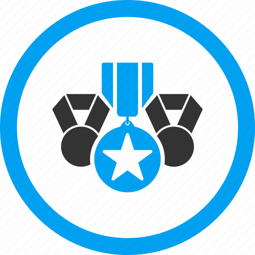 achievement, badge, medal, military awards, trophy, war medals, winner icon