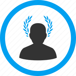 ancient, award, caesar, crown, king, power, winner icon