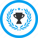 achievement, glory, honor, pride, success, victory, winner icon