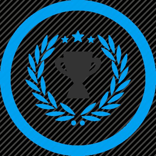 achievement, glory, honor, pride, success, victory, winner icon