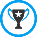 achievement, award, best, prize, reward, trophy cup, victory icon