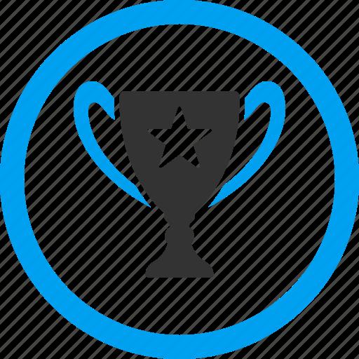 achievement, award, best, prize, reward, trophy cup, victory icon