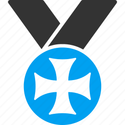 army rating, award, awards, hero cross, maltese cross, medal, military glory icon