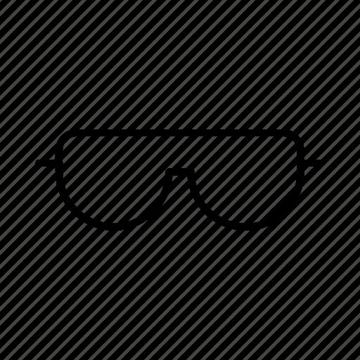 glasses, sports, sunglasses, underwater icon