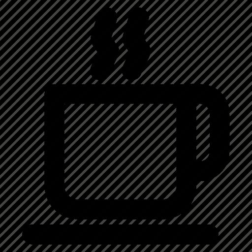 beverage, coffee, cup, hot, tea icon