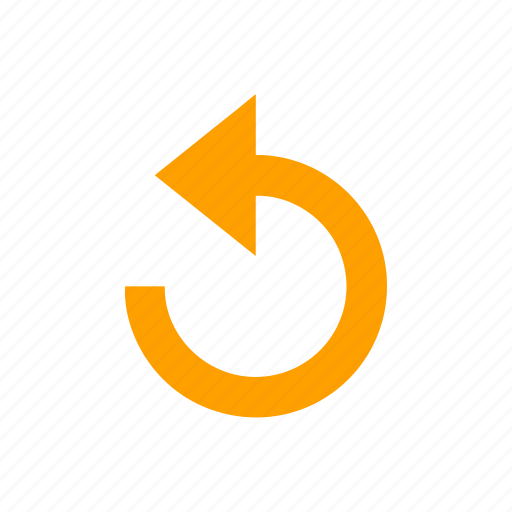 arrow, processing, rotate, upload icon