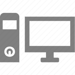 computer, internet, monitor, pc, technology icon