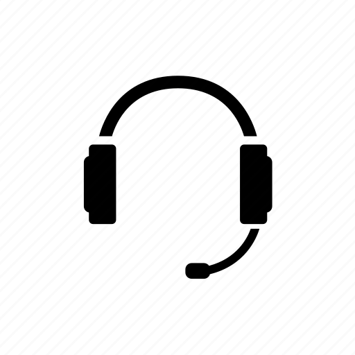 call center, headphones, support icon icon