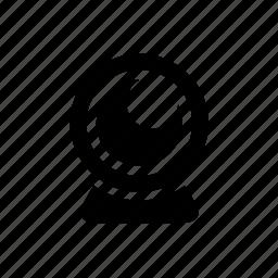 cam, camera, video, webcam icon icon