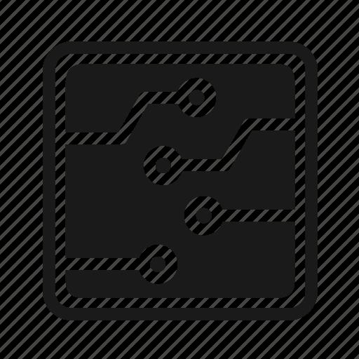 computer, electronic, electronics, internet, online icon