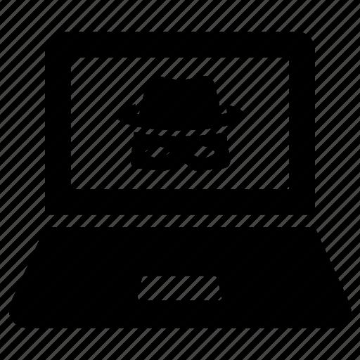 anonymous, hacker, spy icon