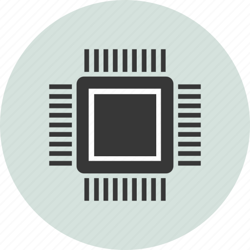 chip, computer, cpu, data, digital, electronic, processor icon