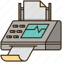 device, hardware, print, printer, scanner icon