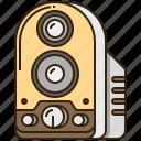 sound, speaker, speech, technology, voice icon