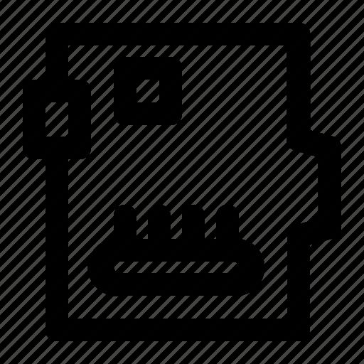 arduino, circuit, computer, device, electronics icon