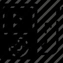 mp3, mp4, multimedia, music, music player, player, walkman
