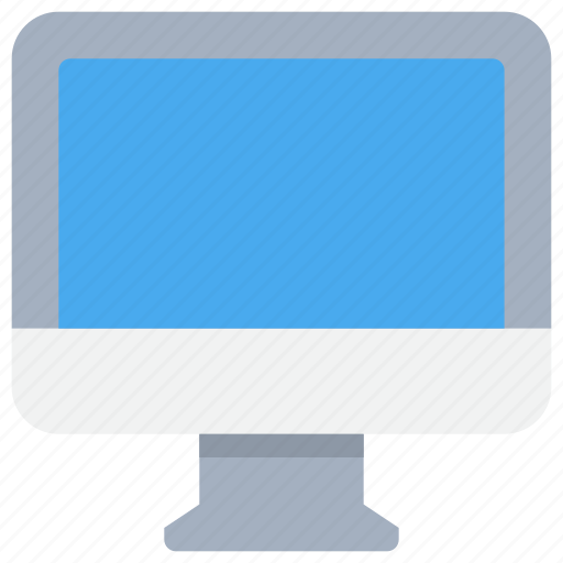 computer, device, display, hardware icon