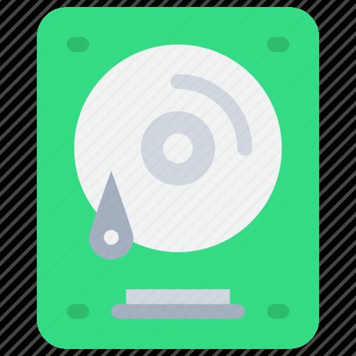 computer, disk, drive, harddisk, storage icon