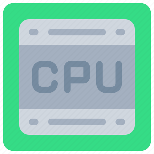 Computer, cpu, hardware, pc, processor icon - Download on Iconfinder
