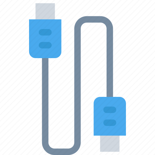 computer, connect, connector, plug, usb icon
