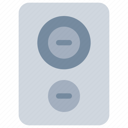 music, song, sound, speaker icon