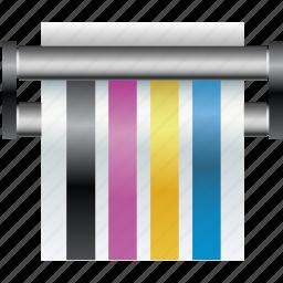 computer, document, equipment, informance, machine, printer icon