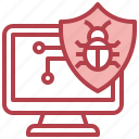 antivirus, protection, security, computer, bug