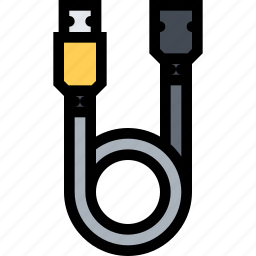 computer, data, extender, information, port, protection, usb icon