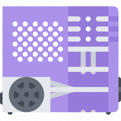 board, case, computer, hardware, technology, wire icon
