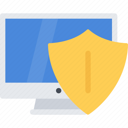 Computer, data, information, protection, technology icon - Download on Iconfinder