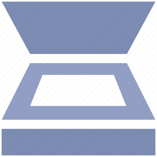 .svg, device, office, print, scanner, scanning, work icon