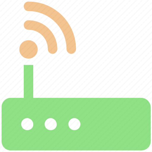 .svg, bluetooth device, internet, network, router, wifi router, wireless icon