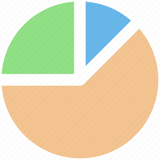 .svg, analytics, chart, diagram, pie, pie chart icon