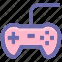 .svg, analog stick, controller, game controller, game handle, game mover controller, joystick icon