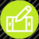 .svg, pen, pen computing, pen for mobile device, pen mouse, pen screen, stylus icon