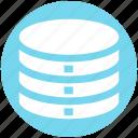 .svg, data storage, hard data storage, network, safe, server, storage icon