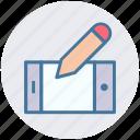 pen, pen computing, pen for mobile device, pen mouse, pen screen, stylus icon