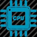 chip, cpu, gpu, processor icon
