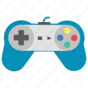 controller, game, joypad, joystick, play icon