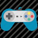 controller, game, joypad, joystick, play icon